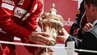 silverstone trophy 2011 alonso ferrari