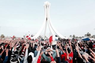 bahrain protesters boycott