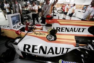 renault singapore 2009 garage